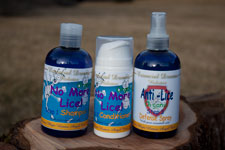 anti lice products 100% organic and natural