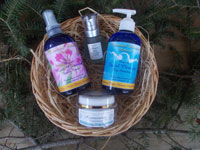 Face Care Gift Basket 1